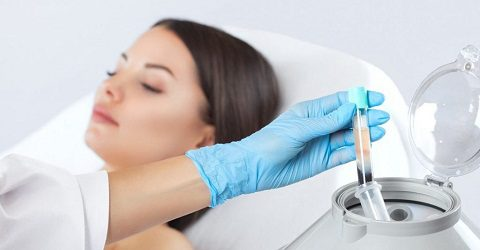 Suction and fat injection